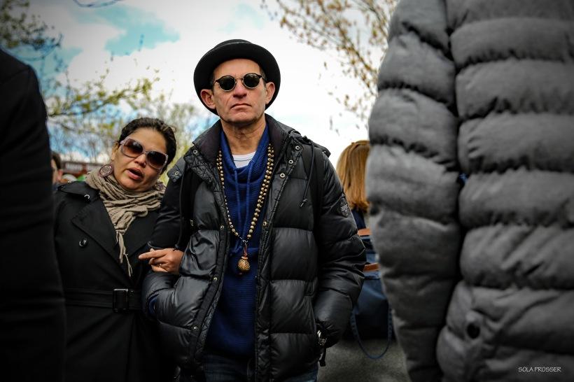 Couple in Berlin