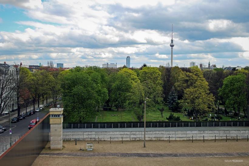 Television Tower -Fernsehturm de Berlín