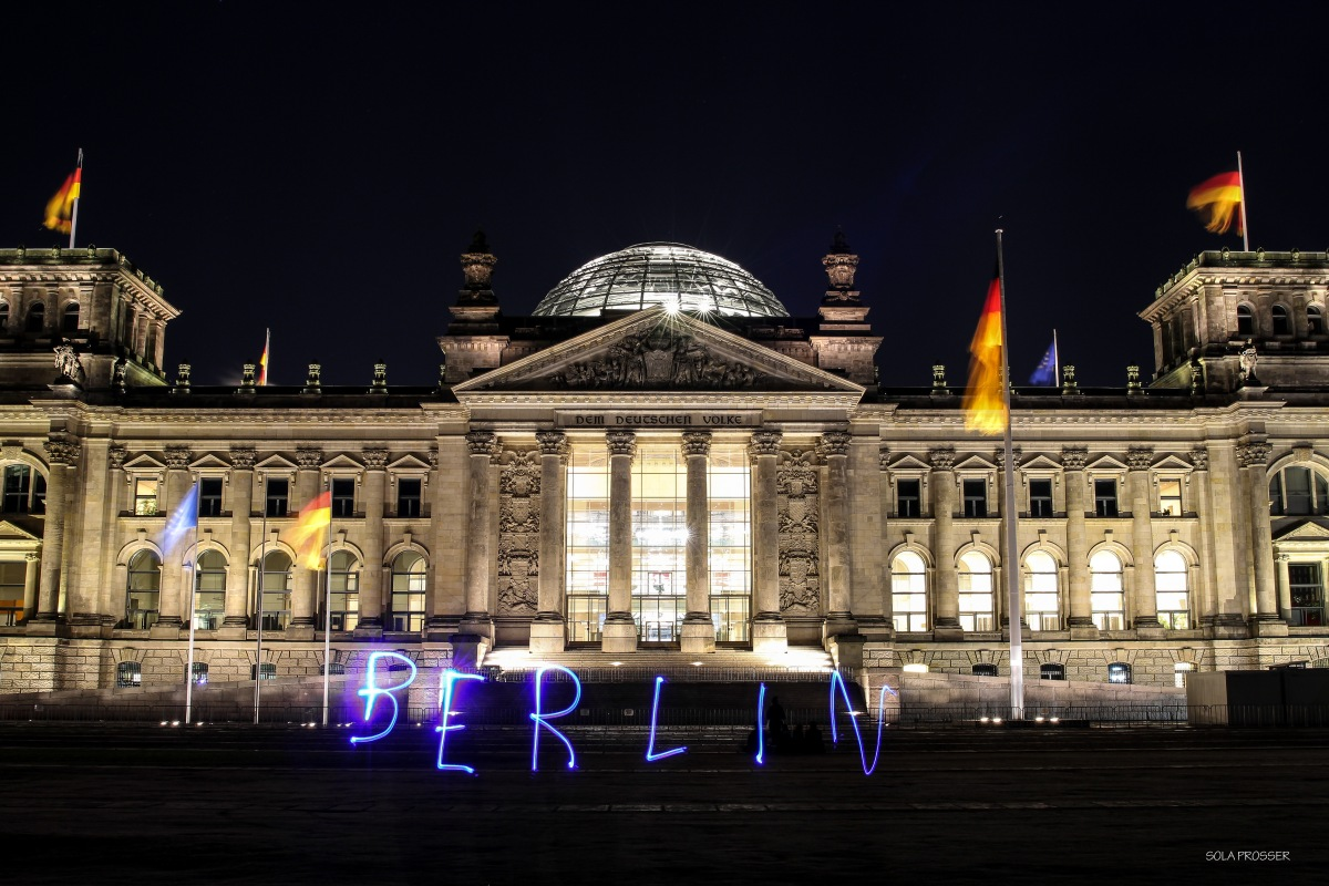 Berlin Night Photography - Lessons Learned