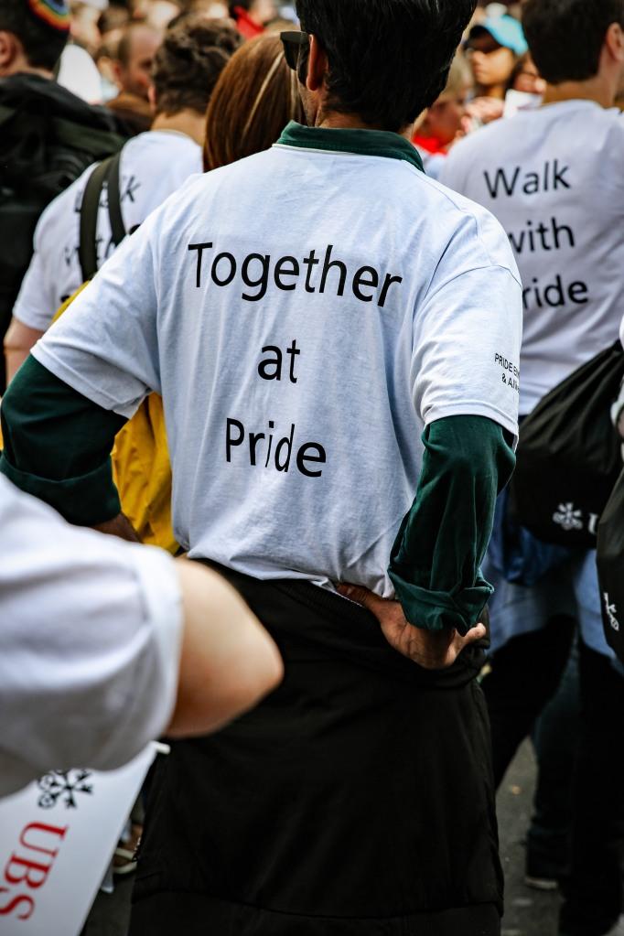 Pride London 2016