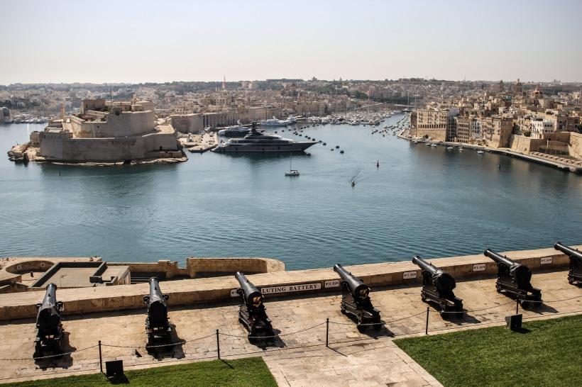 Valetta, Malta